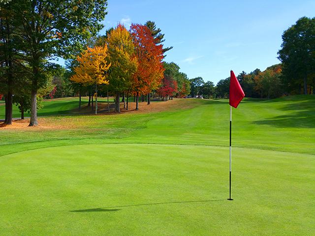 Golf Courses by Boston Company